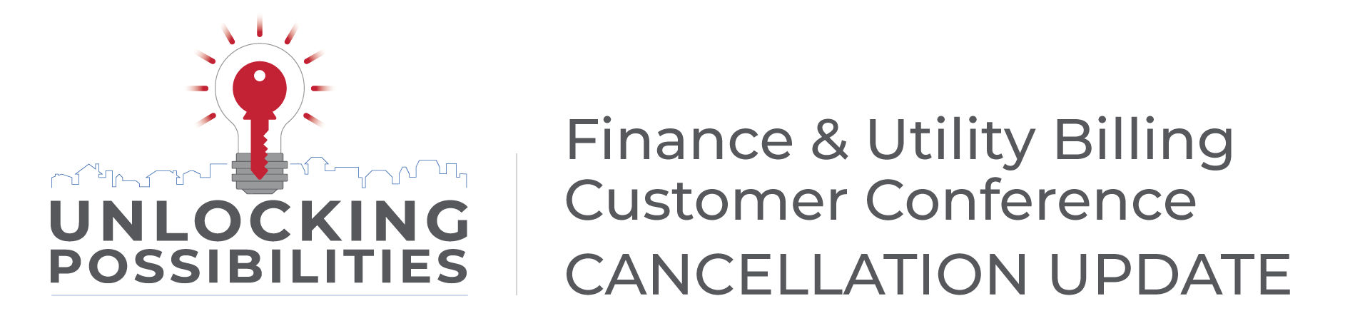 Finance & UB Conference Cancellation Update