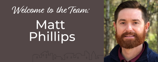 Welcome to the Team: Matt Phillips